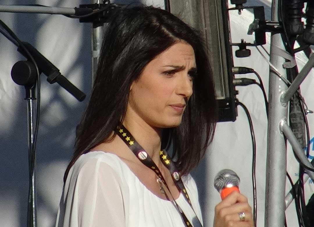 Virginia Raggi e i problemi del Movimento 5 Stelle a Roma