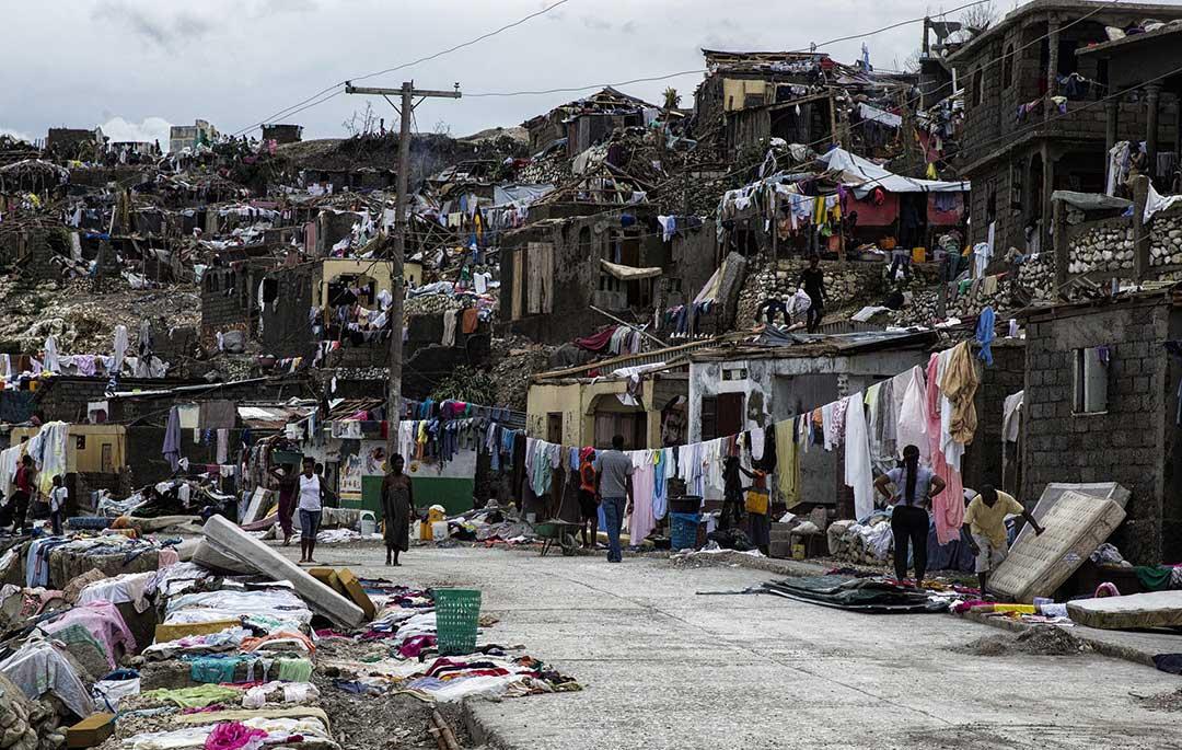 Haiti dopo il ciclone Matthew: una testimonianza