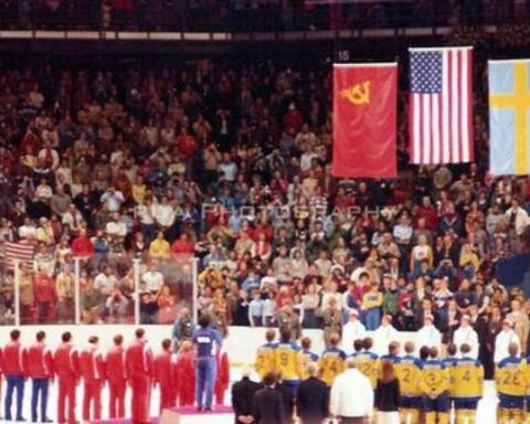 sport e guerra fredda