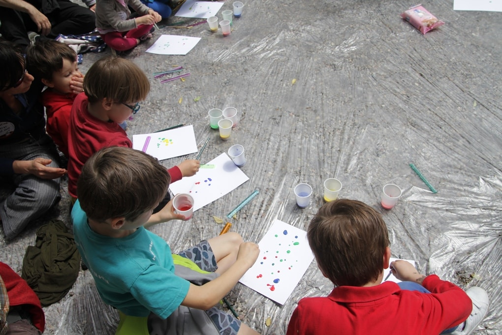 come parlare di filosofia ai bambini