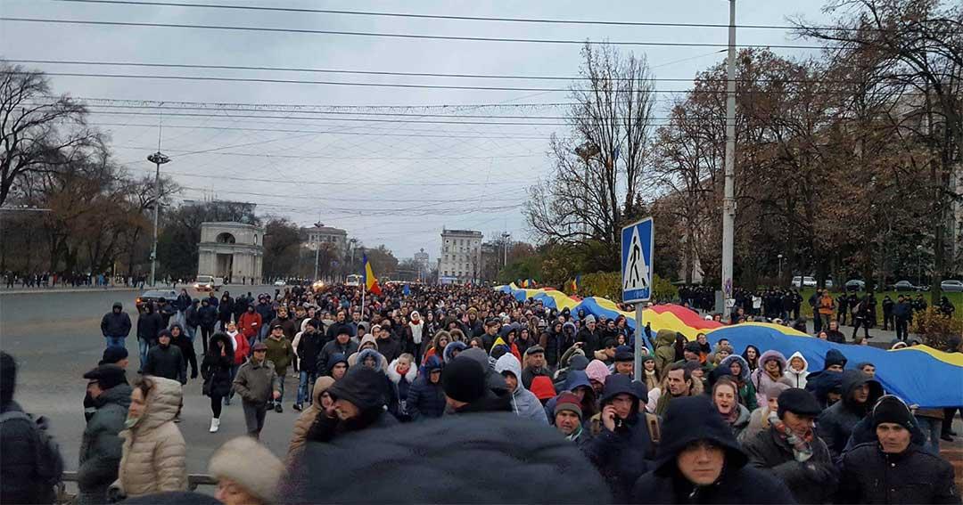 Elezioni in Moldova novembre 2016