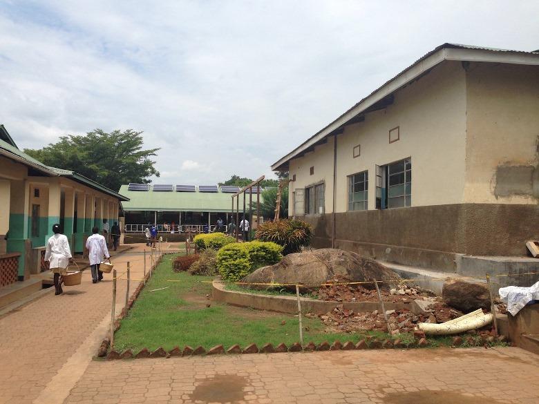ospedale uganda