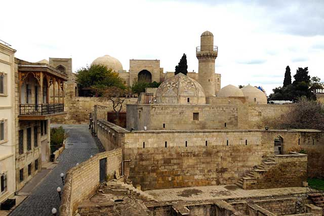 Baku Palazzo degli Shirvanshah