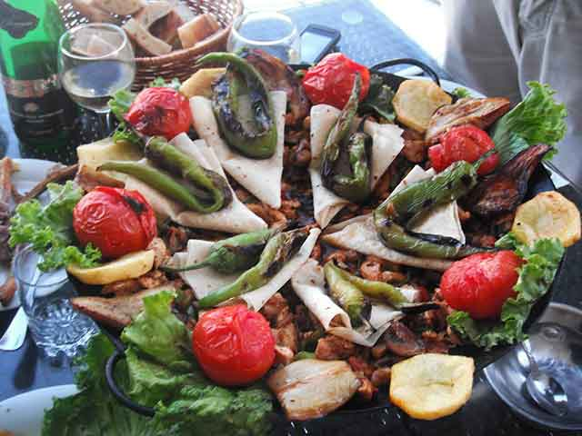 Baku piatti tipici
