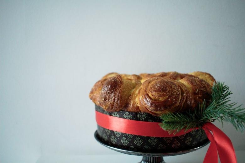 torta di rose mantovana