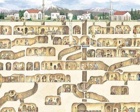 Città sotterranea