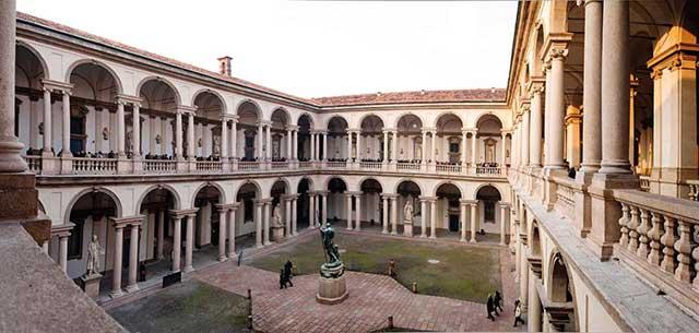 Dove andare dopo aver votato Milano Pinacoteca Brera
