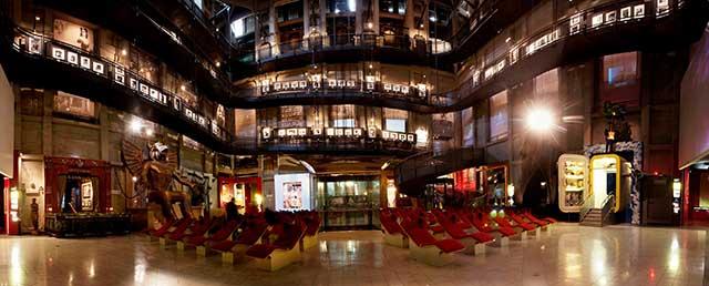 Dove andare dopo aver votato Torino Museo del Cinema