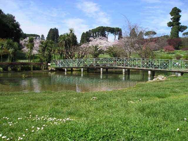 Dove andare dopo aver votato Roma Villa Doria Pamphilj