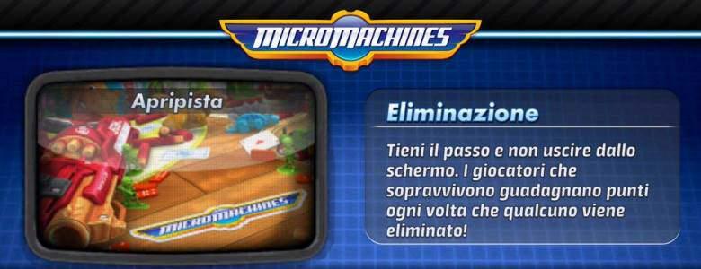 micromachines trucchi