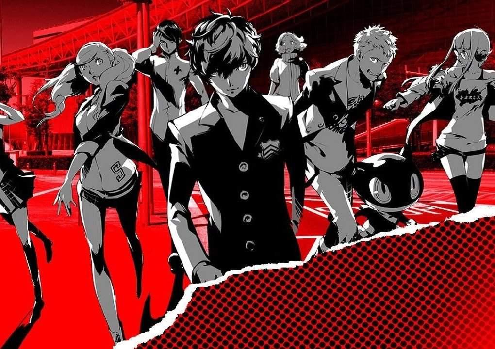 Persona 5, tra i migliori giochi PS4