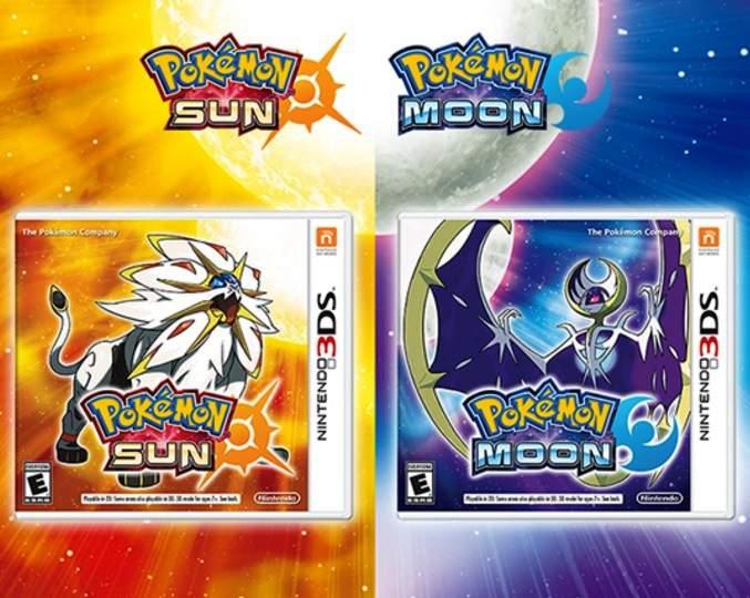 pokemon luna sole