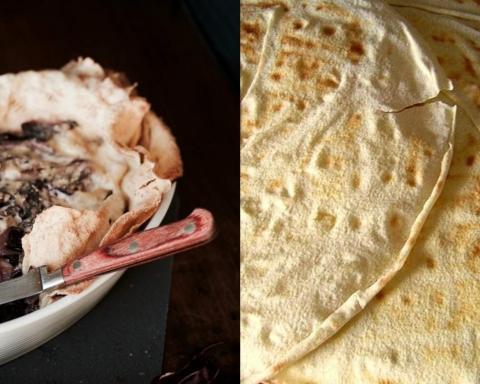 ricette con pane carasau
