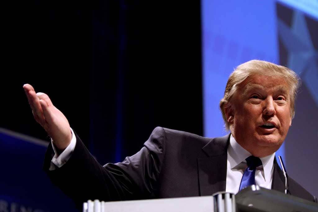 10 promesse di Donald Trump
