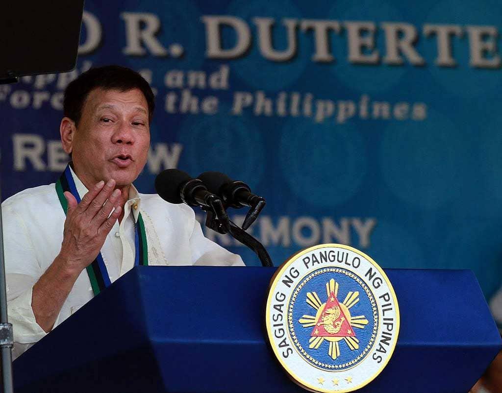 Filippine: Duterte e il governo degli squadroni della morte
