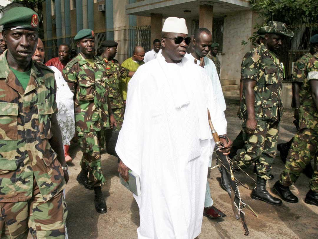 Gambia, fine di una dittatura?