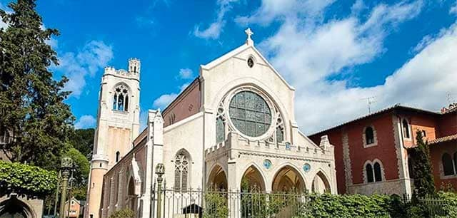 Matrimonio David Bowie Chiesa Americana Firenze