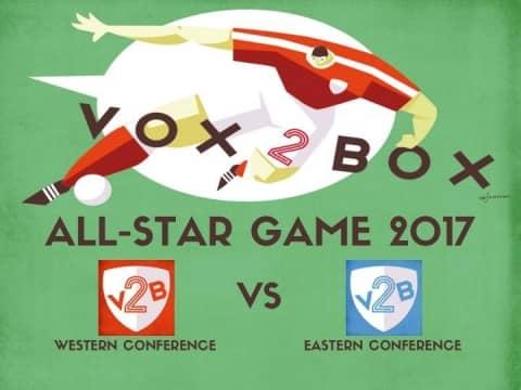 v2b all star game 2017