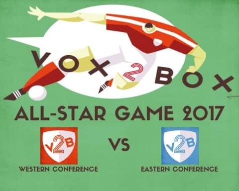 v2b all star game 2017