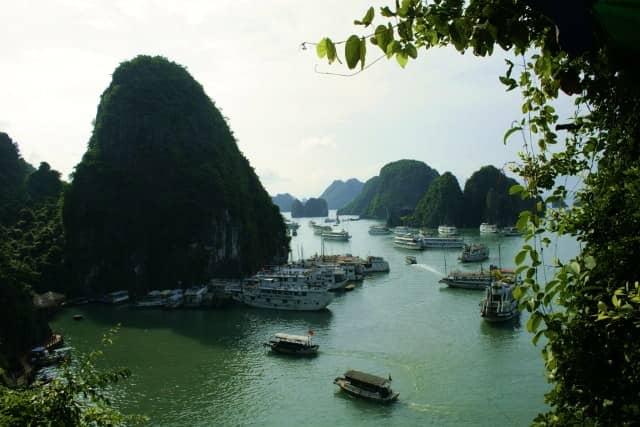 Viaggio in Vietnam Halong