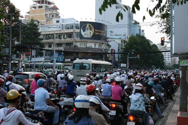 Viaggio in Vietnam Saigon