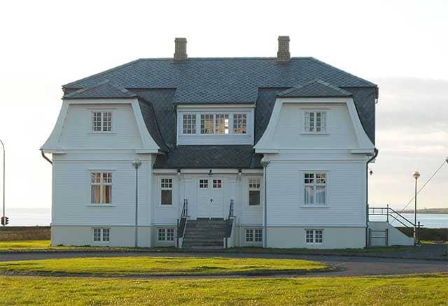 Reykjavik Höfði house