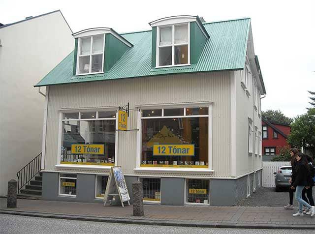 Reykjavik 12 Tònar