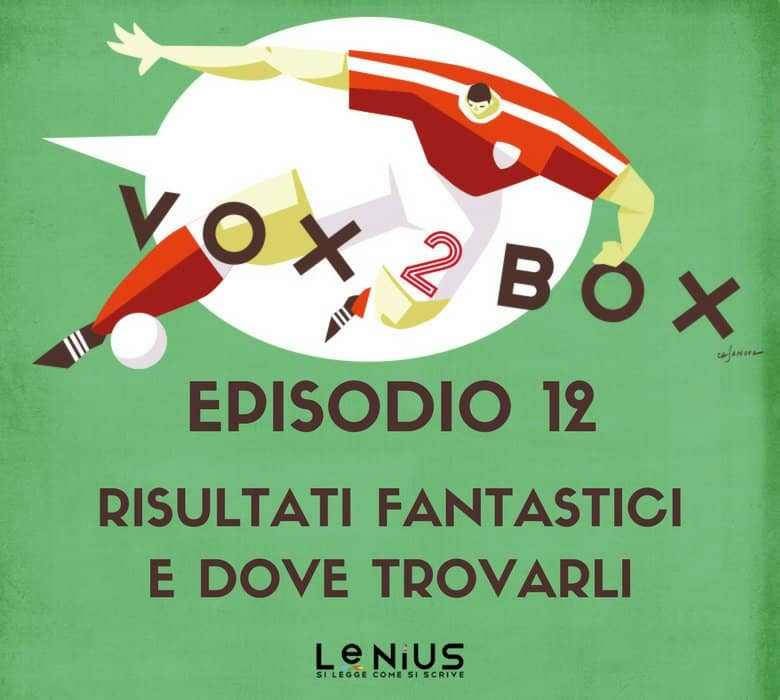 vox 2 box - episodio 12