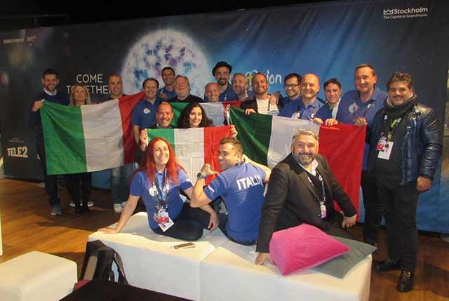 Eurovision Song Contest OGAE Italy Svezia