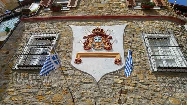 Seborga stemma ufficiale