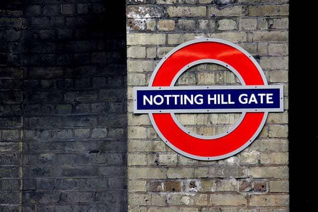 Viaggio a Londra Notting Hill