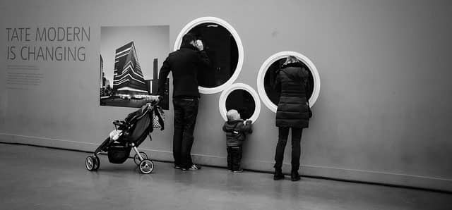 Viaggio a Londra Tate Modern Museum