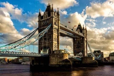 Viaggio a Londra Tower Bridge