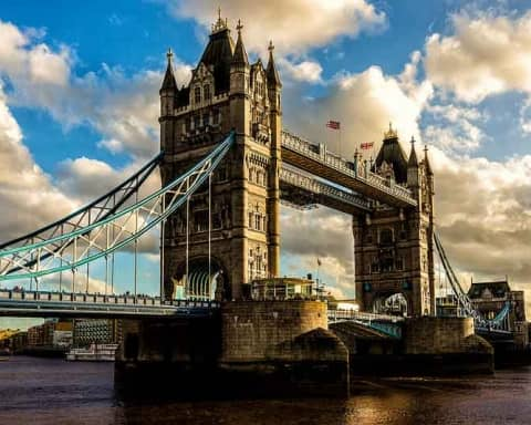 Viaggio a Londra Tower Bridge