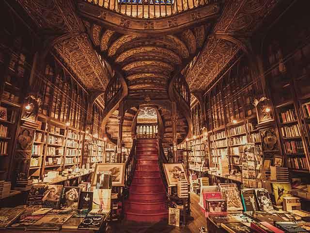 visitare Porto Libreria Lello