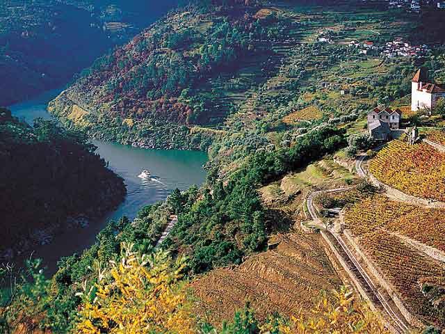 visitare Porto Valle del Douro