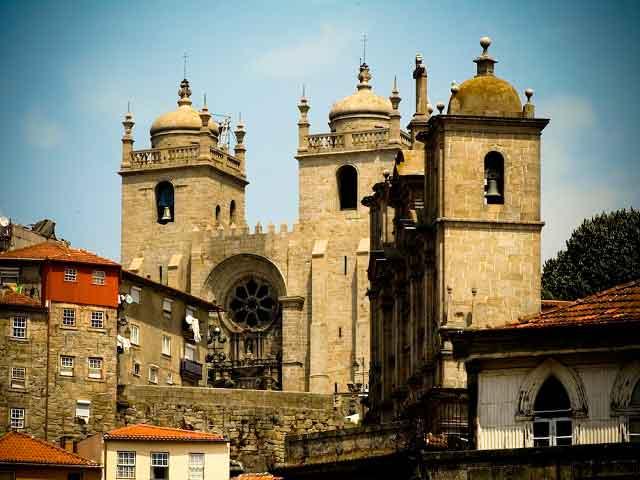 perché visitare Porto Cattedrale Sé do Porto