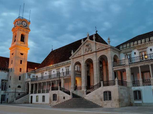 visitare Porto università di Coimbra
