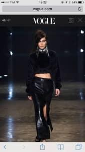 Fashion Week Milano Versace