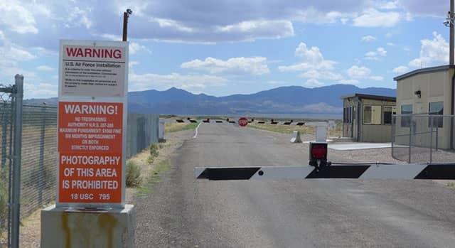 Area 51 USA posti più inaccessibili