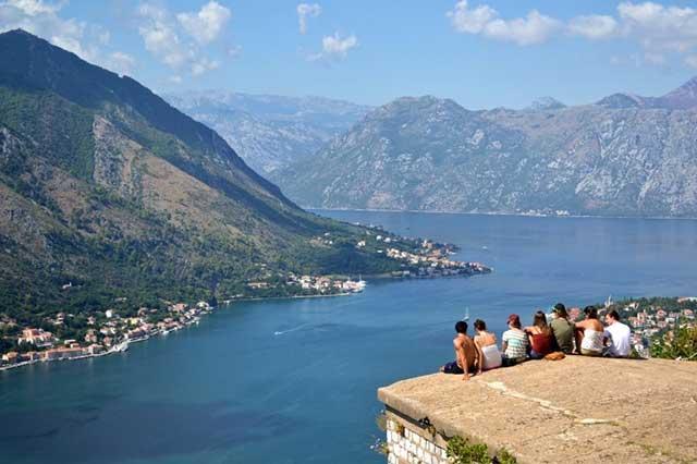 viaggio in Montenegro bocche di Kotor