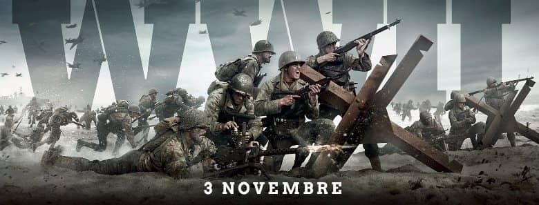 data uscita call of duty wwii