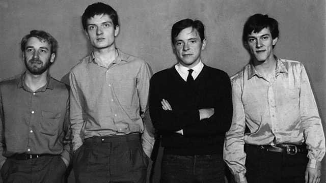Joy Division foto più famosa