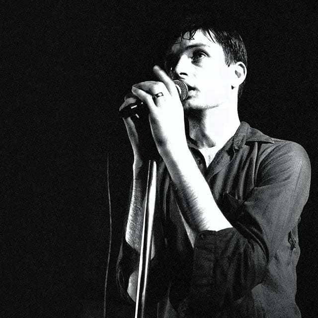 Joy Division Ian Curtis