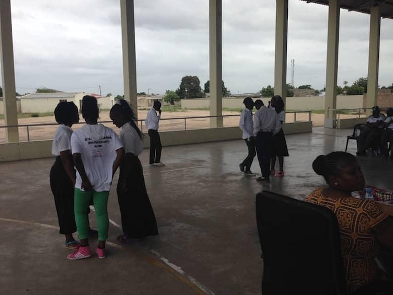 violenza di genere in mozambico