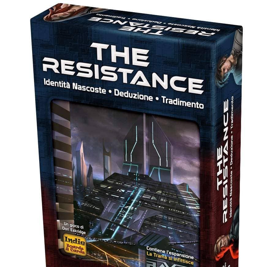 Scatola del gioco The Resistance