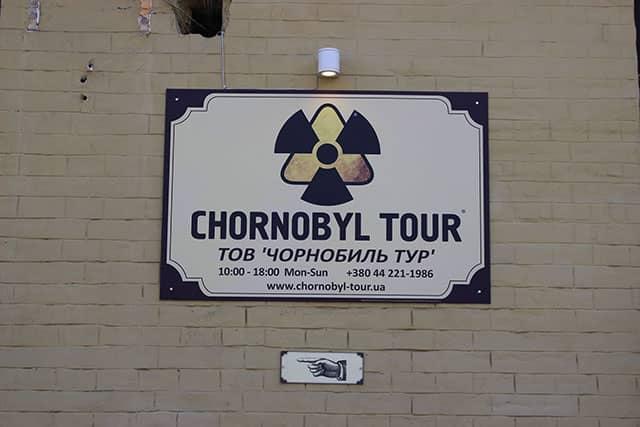 Viaggio a Kiev Chernobyl