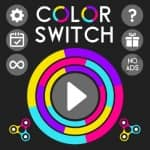 Color Switch app Android e Apple