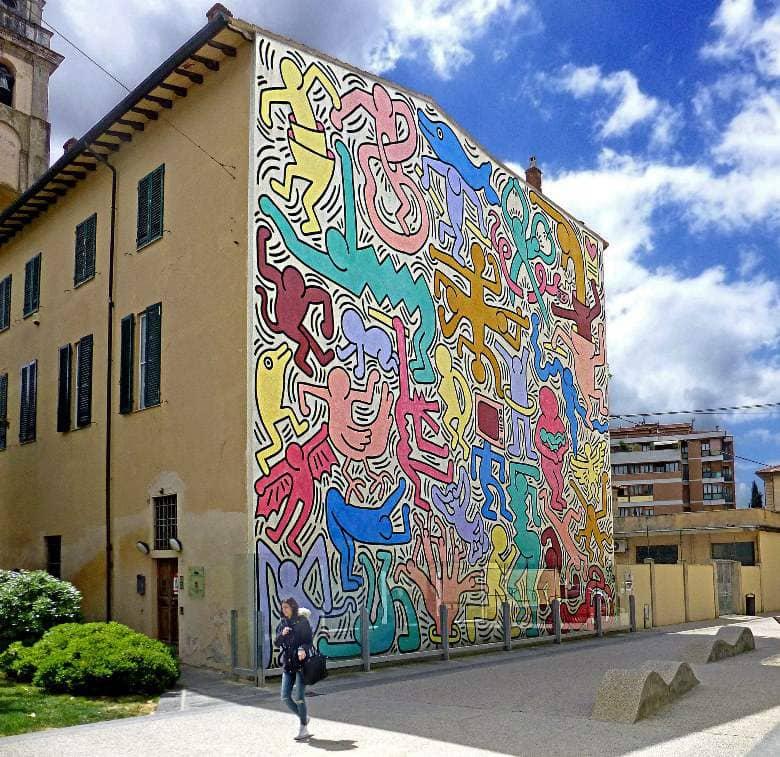 Tuttomondo, 1989, PISA