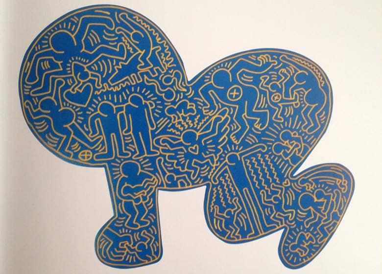 L'arte di Keith Haring